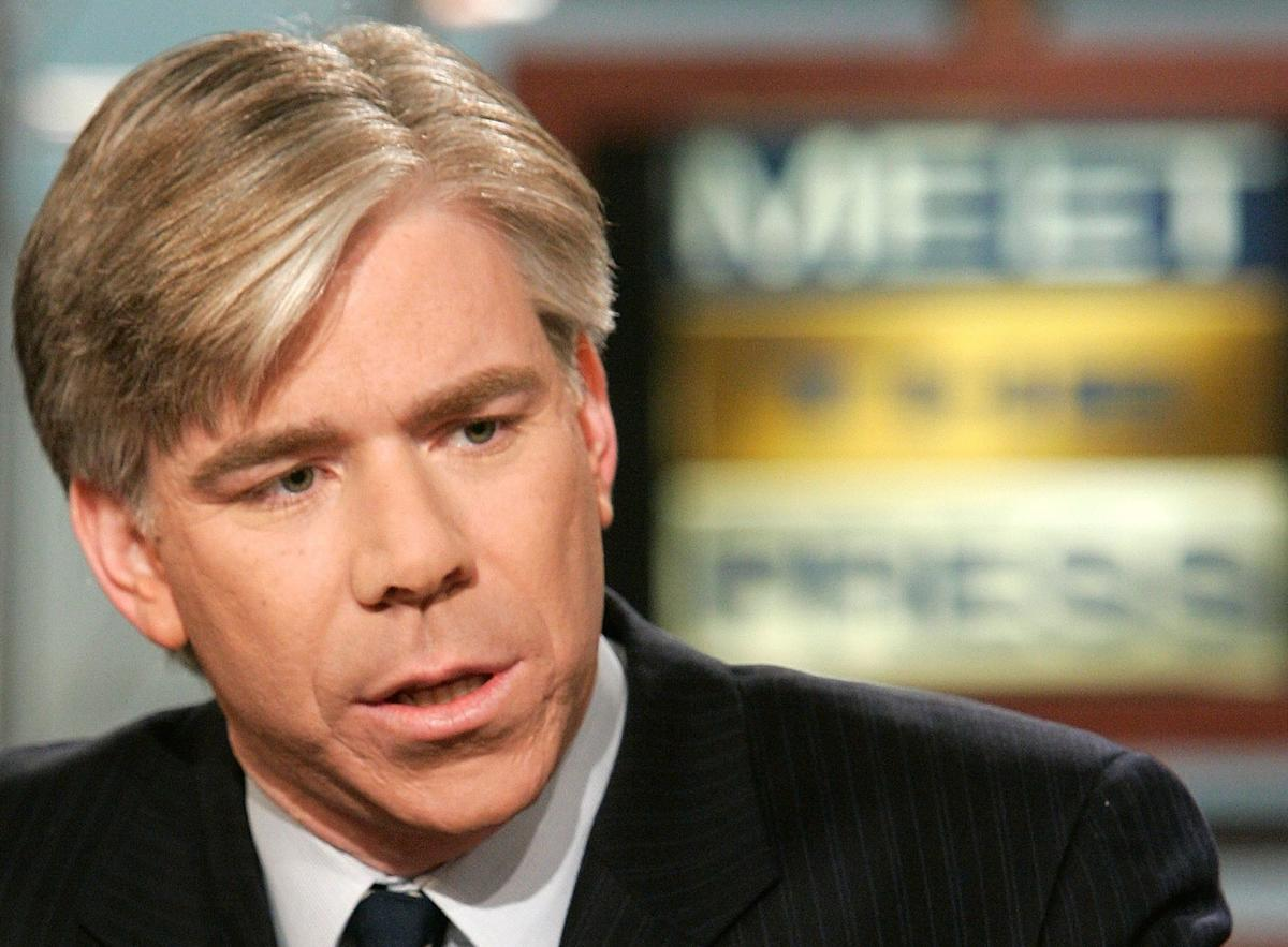 David Gregory Fired From 'Meet The Press'