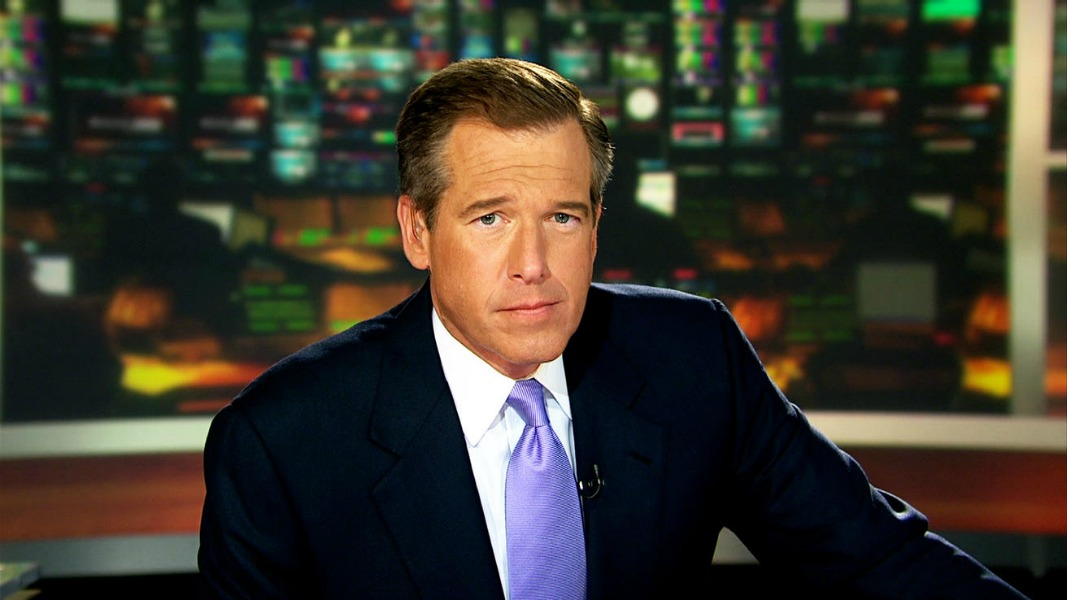 Brian Williams Lies About Experience As War Journalist
