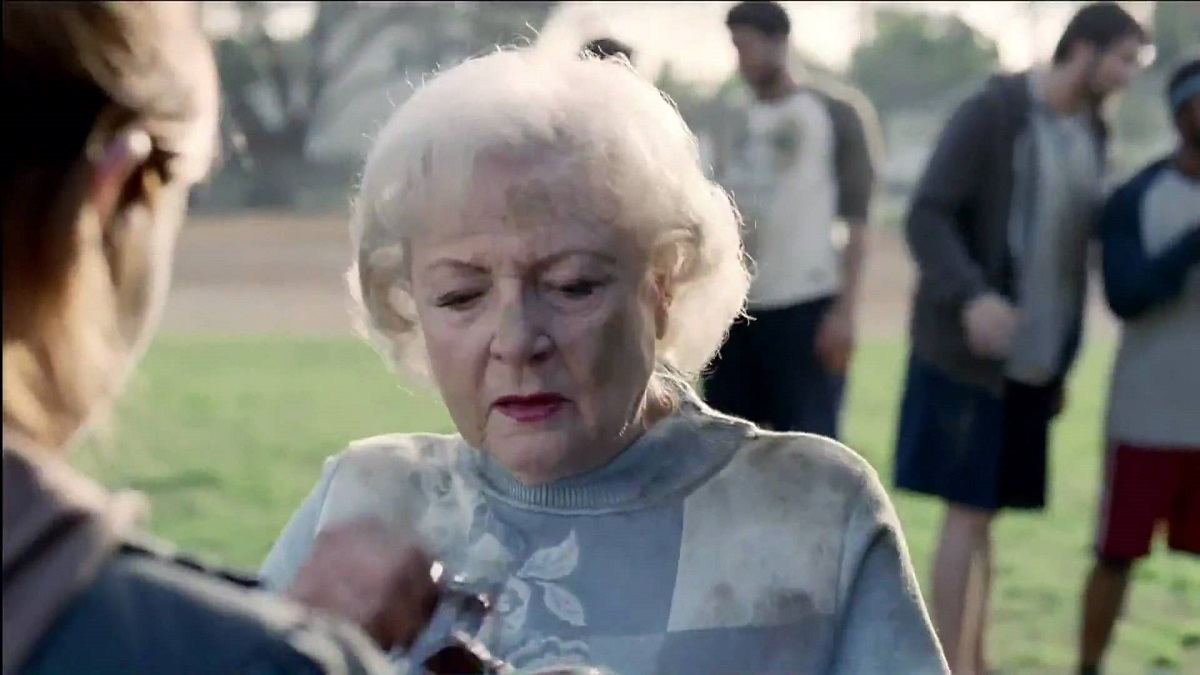 Snickers: Betty White (2010)