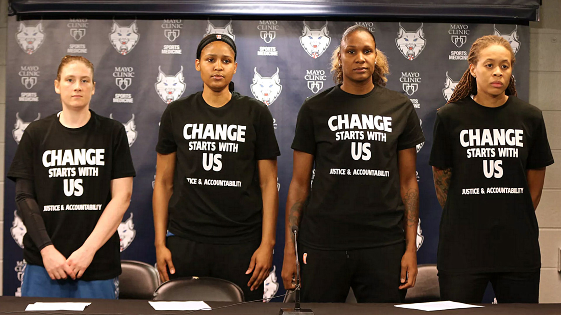 Players of the WNBA