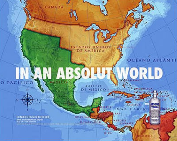 Vodka Map