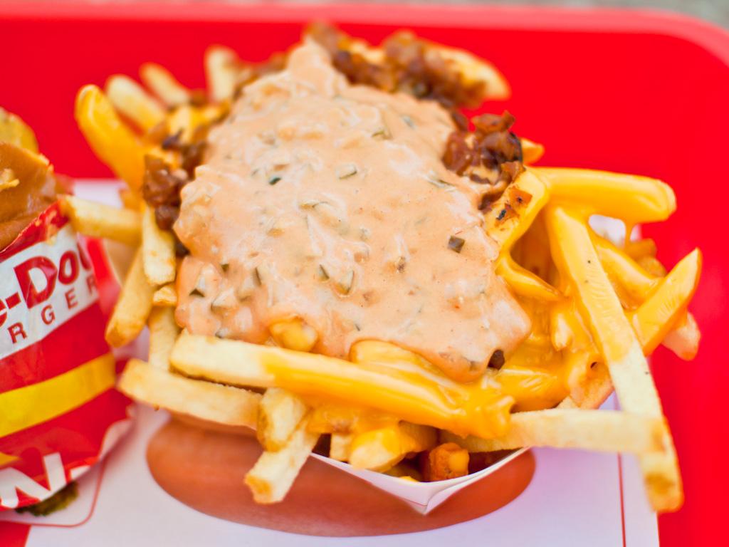 Best Way To Order Animal Fries