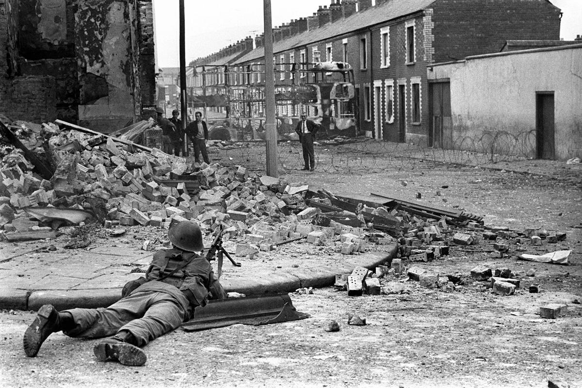 British Occupation of Northern Ireland
