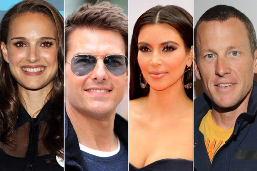 Celebrity hookup history