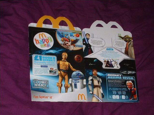 Clone Wars Box