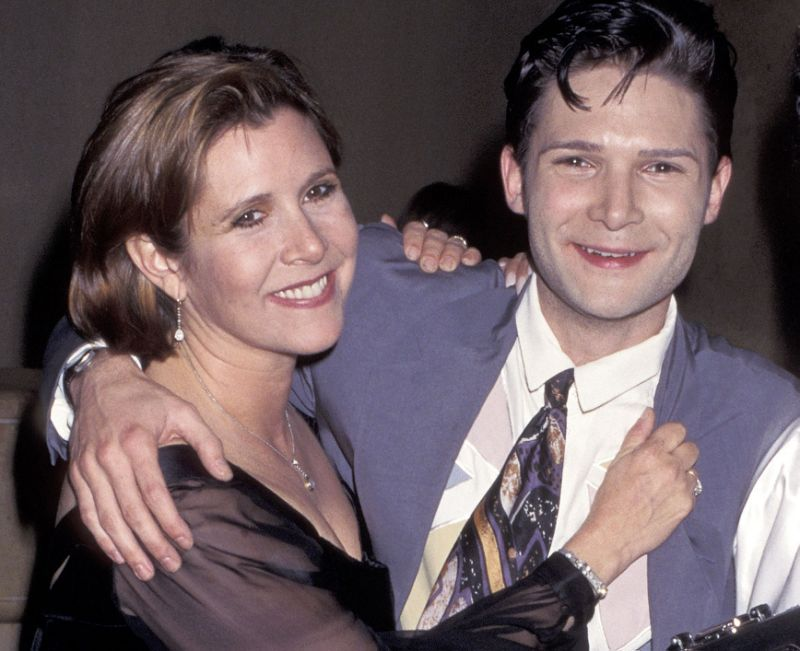 Carrie Fisher Warned Other Young Actors