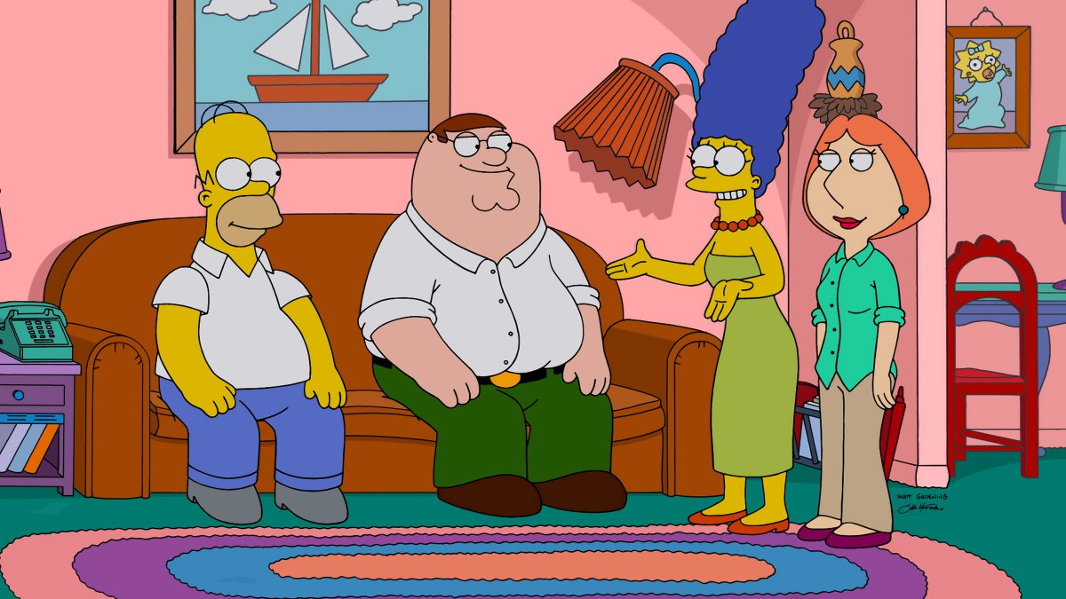 an analysis of the simpsons as the american family of the 1990s