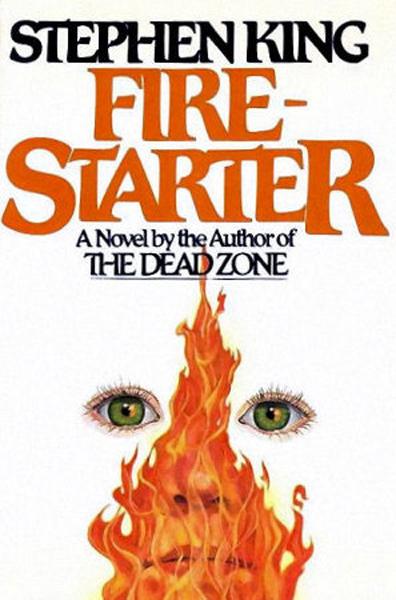 Firestarter by Stephen King