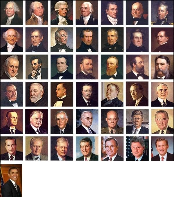Forty-Four Stories About Our Forty-Four Presidents