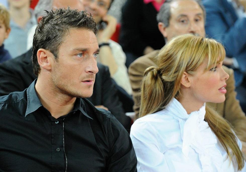 Francesco and Ilary Totti – $103 Million