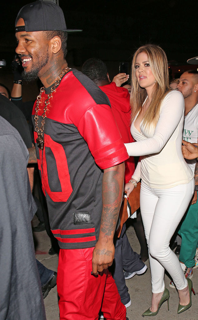 The Game and Khloé Kardashian