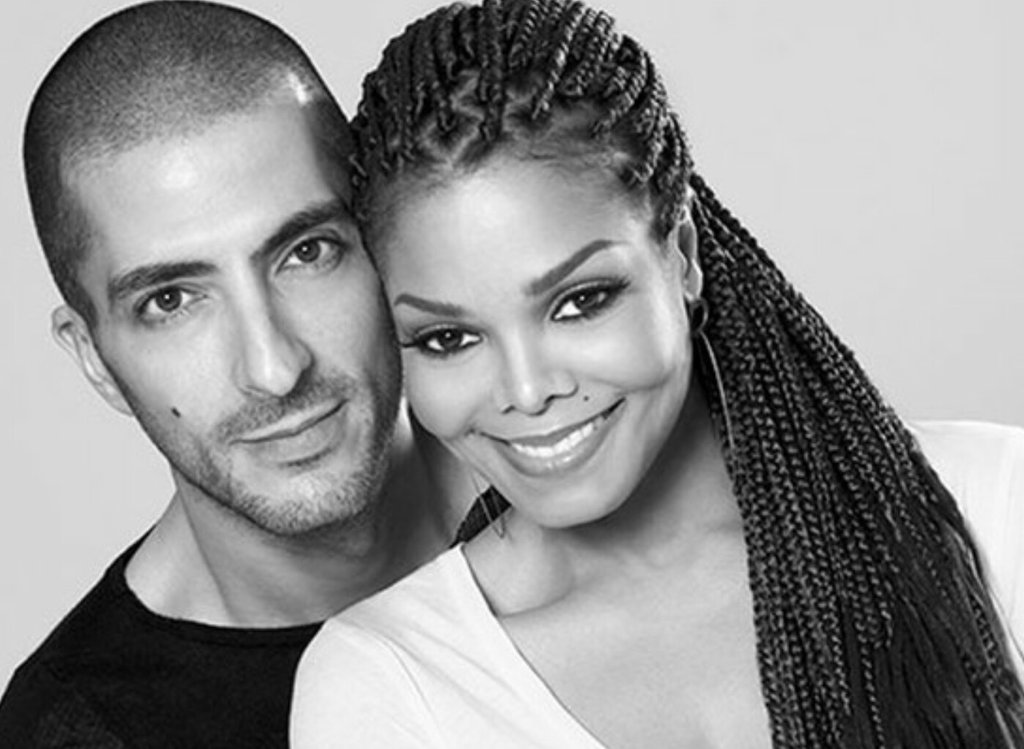 Janet Jackson and Wissam Al Mana – Over $1 Billion