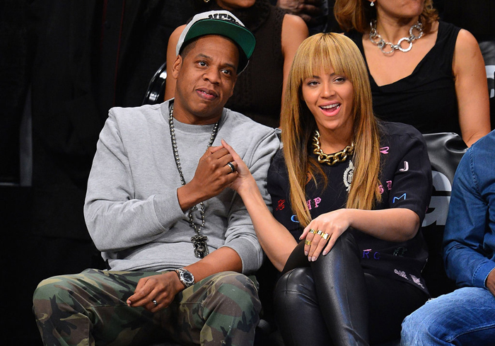 Beyoncé and Jay Z – $1.05 Billion