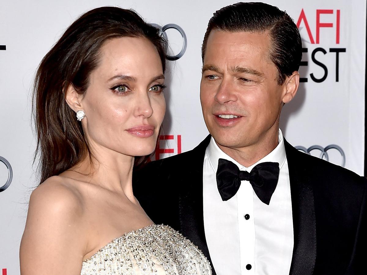 The Women Brad Pitt Ha...