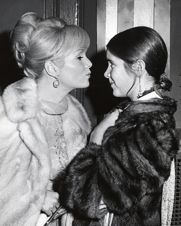 Carrie and Her Mother