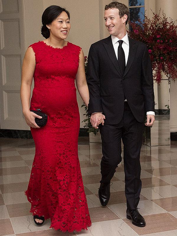Mark Zuckerberg and Priscilla Chan – $38.5 Billion