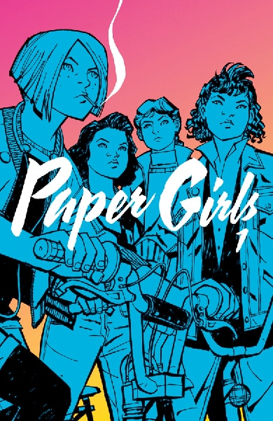 Paper Girls by Brian K. Vaughan