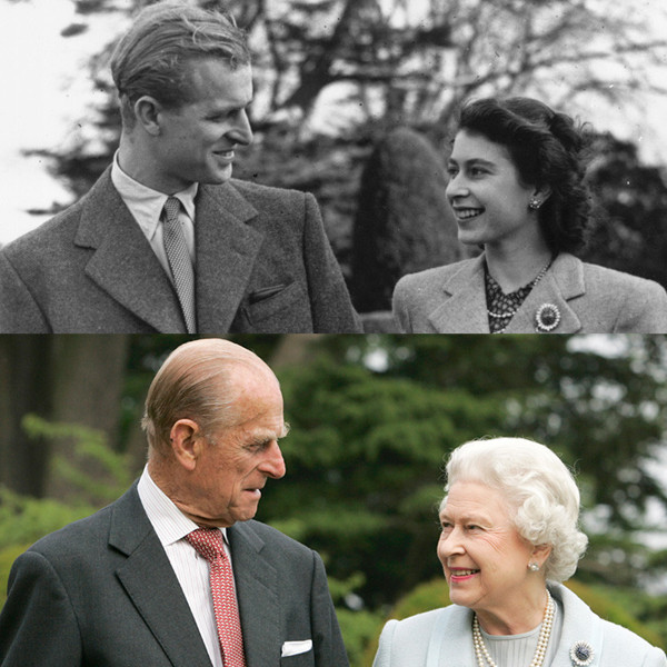 Queen Elizabeth And Philip Still Strong