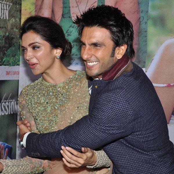 Deepika Padukone and Ranveer Singh – $9 Million