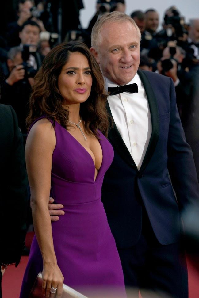 Salma Hayek and Francois Henri Pinault $98.9 Million