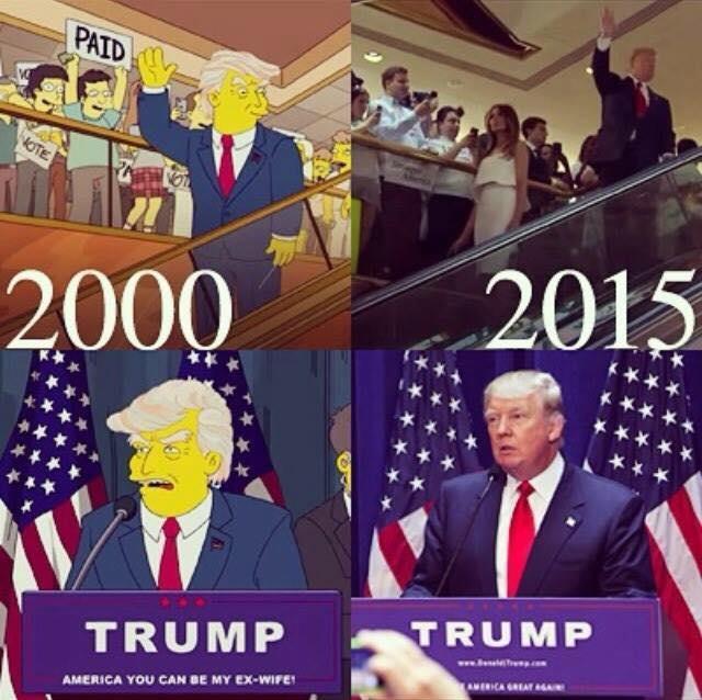 The Show Predicts The Future