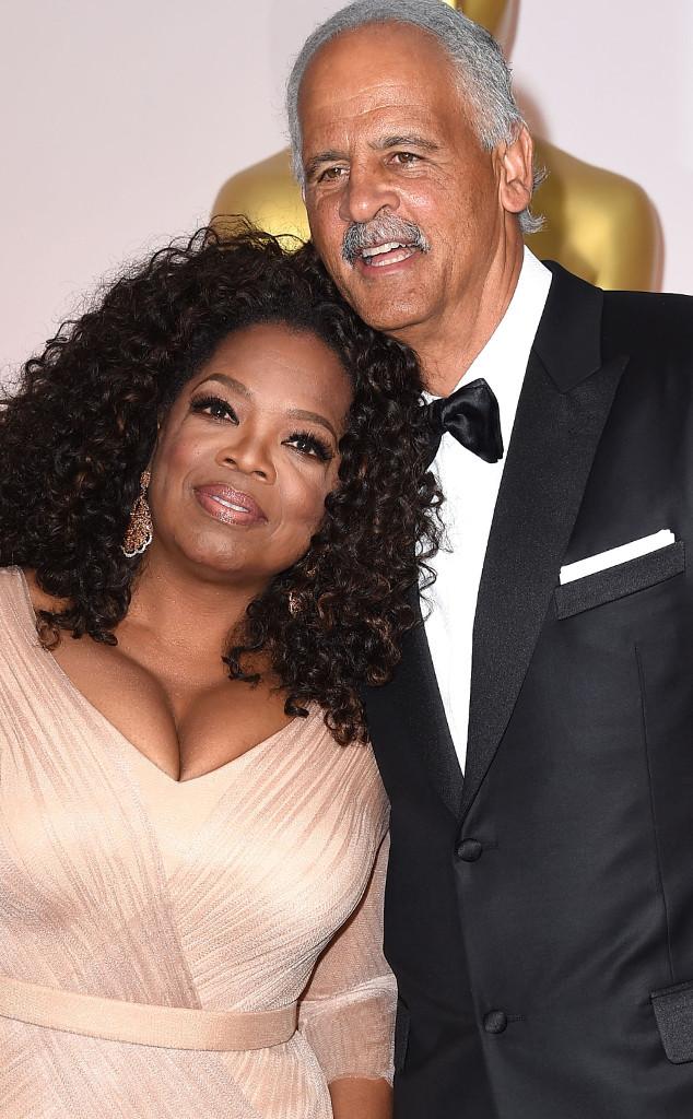 Oprah Winfrey and Stedman Graham – $3 Billion