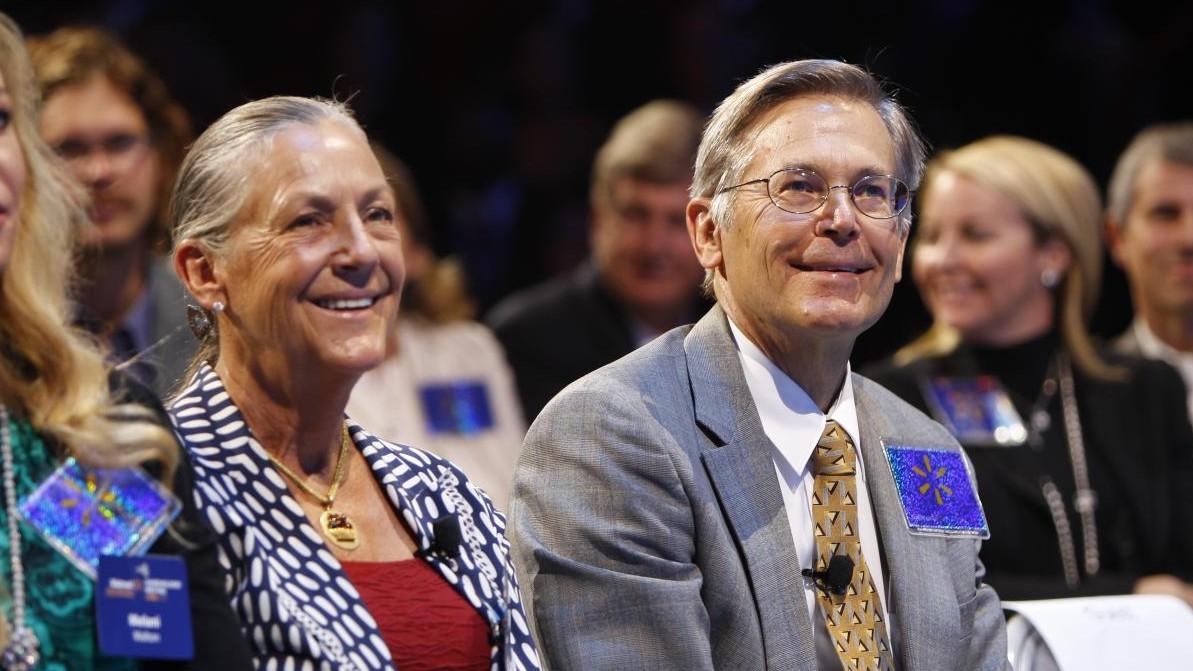 James and Lynne Walton – $36.2 Billion