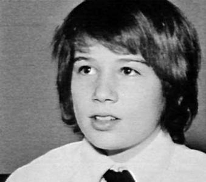 A Young David Duchovny