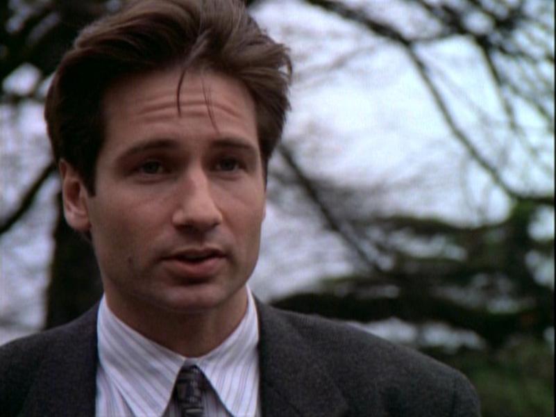 The Birth of Agent Fox Mulder