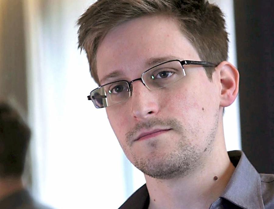 Edward Snowden – NSA Surveillance