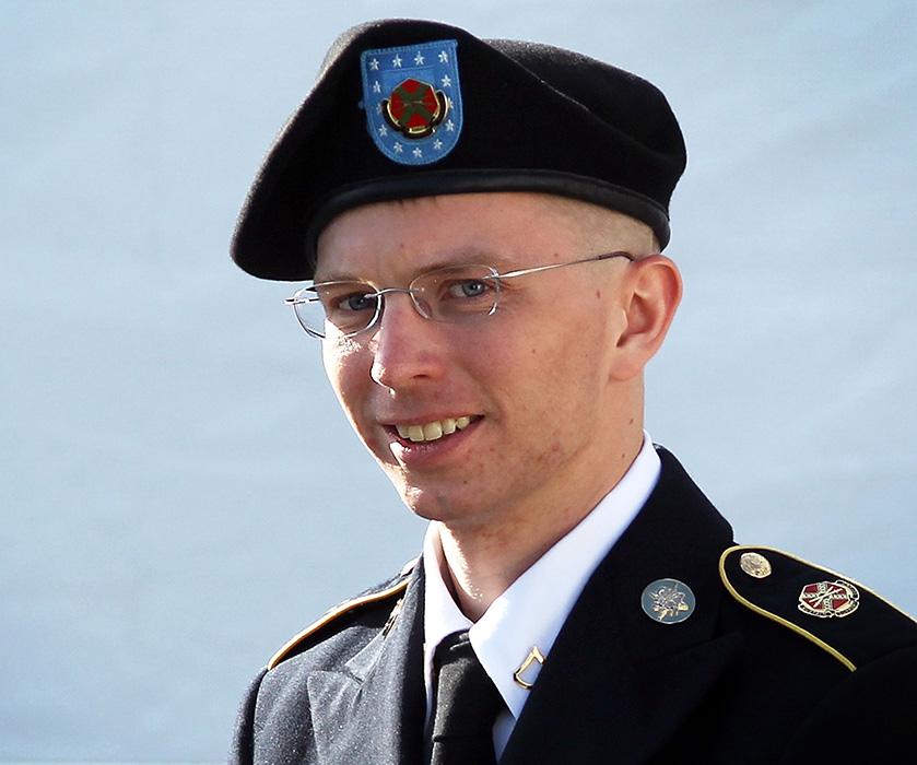 Chelsea Manning – Iraq War Logs