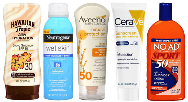 Your Mom Never Let You Leave Home Without Sunscreen
