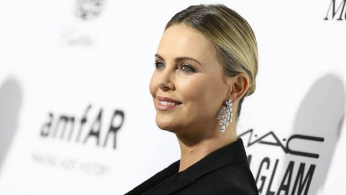 Charlize Theron Was Not Having Any Part of It