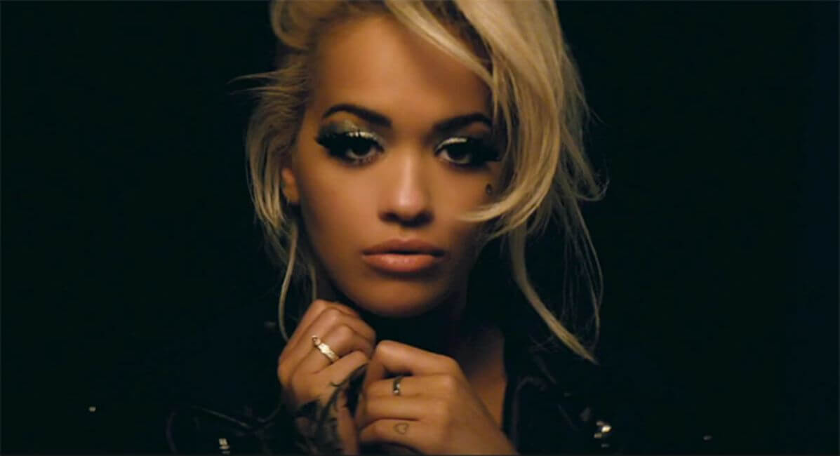 Rita Ora Goes Around and Comes Around