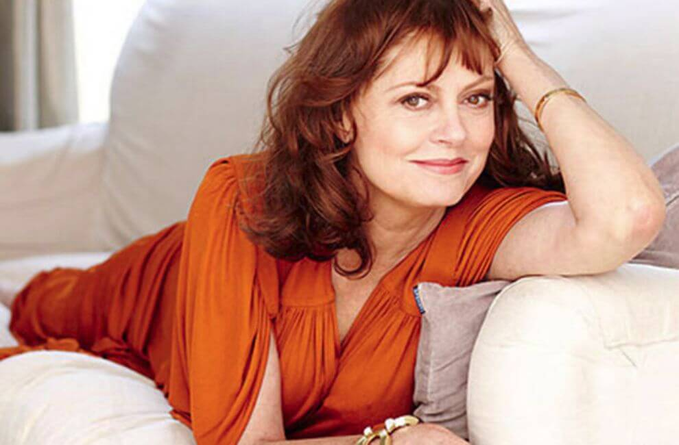 Susan Sarandon's Horror Story of Assault
