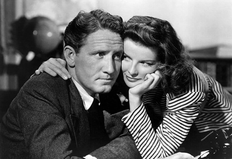 Hepburn & Tracy