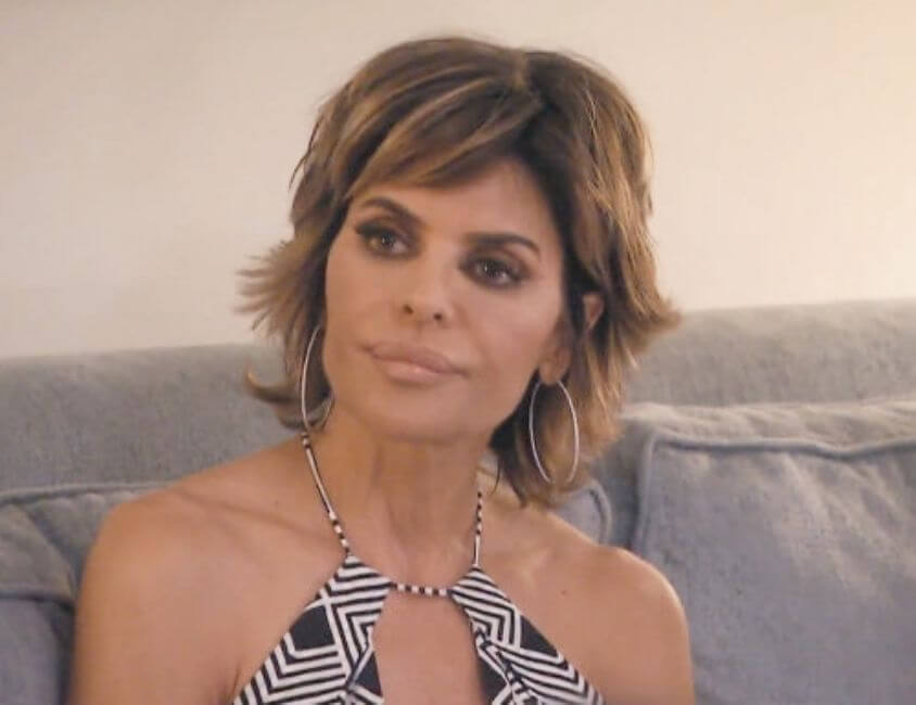 No Fast Trips for Lisa Rinna