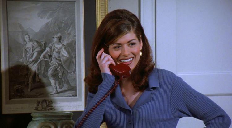 Debra Messing as Beth