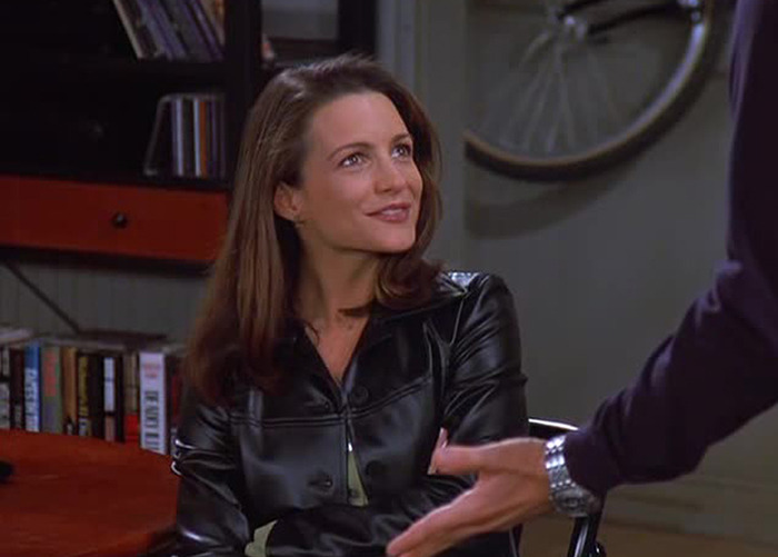 Kristin Davis as Jenna