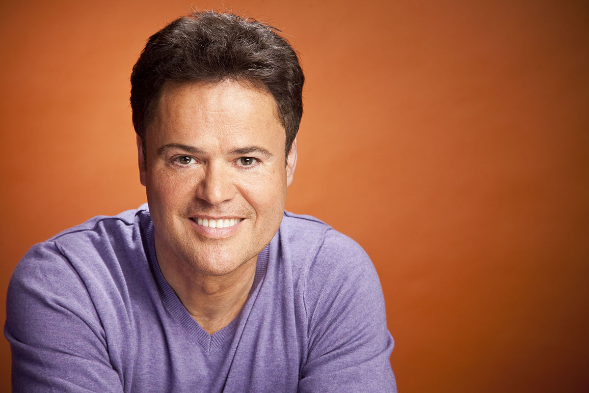 Donny Osmond – Dad's Dilemma