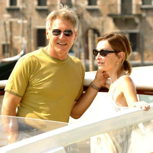 Harrison Marries Again