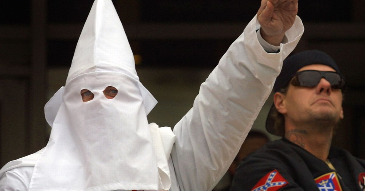 The KKK and My Uncle
