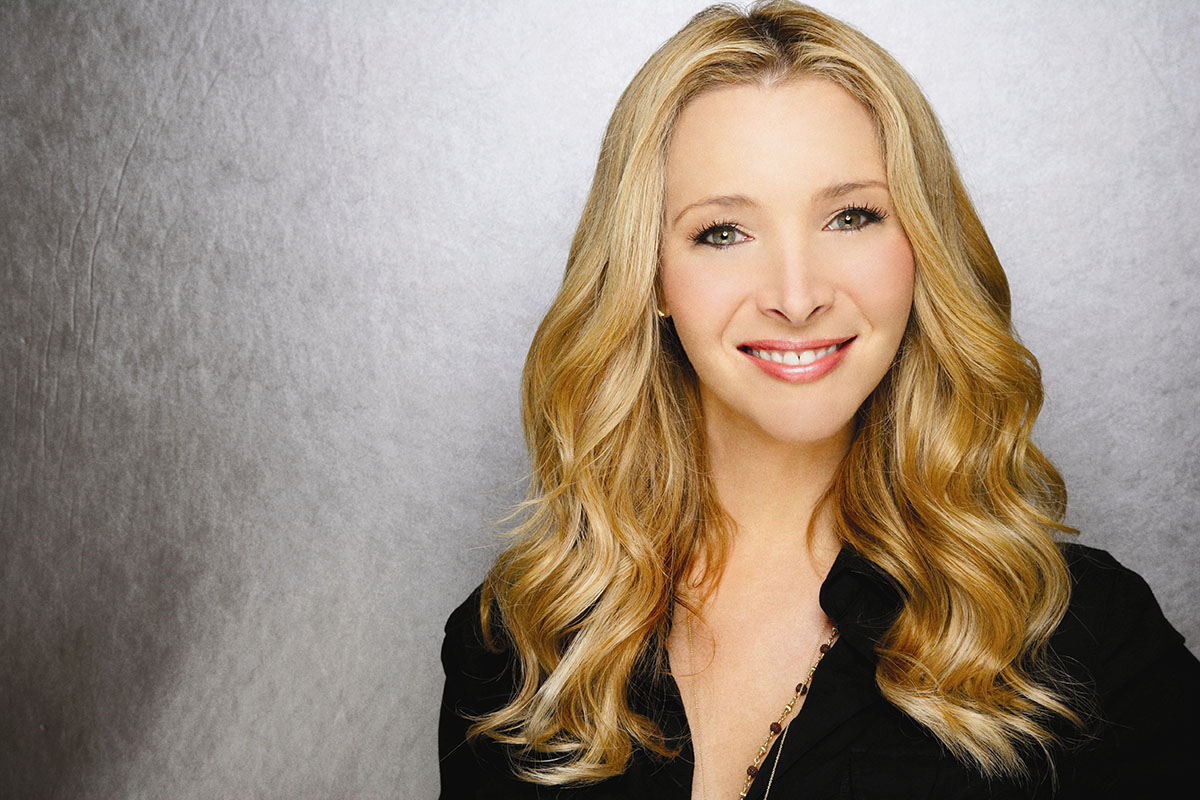 Lisa Kudrow – Precious Honor