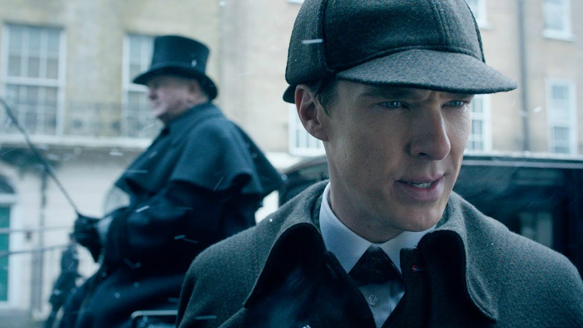 Sherlock Holmes The Character, Then and Now