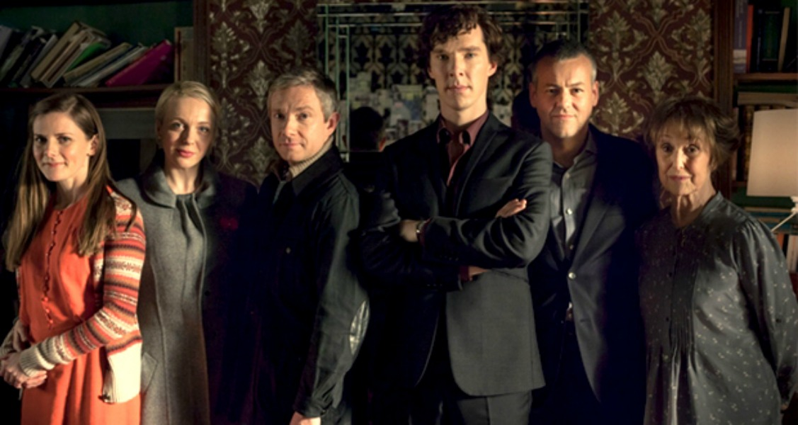 The BBC Show, Sherlock