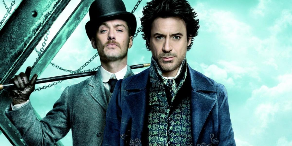 Sherlock Holmes The Modern Movie