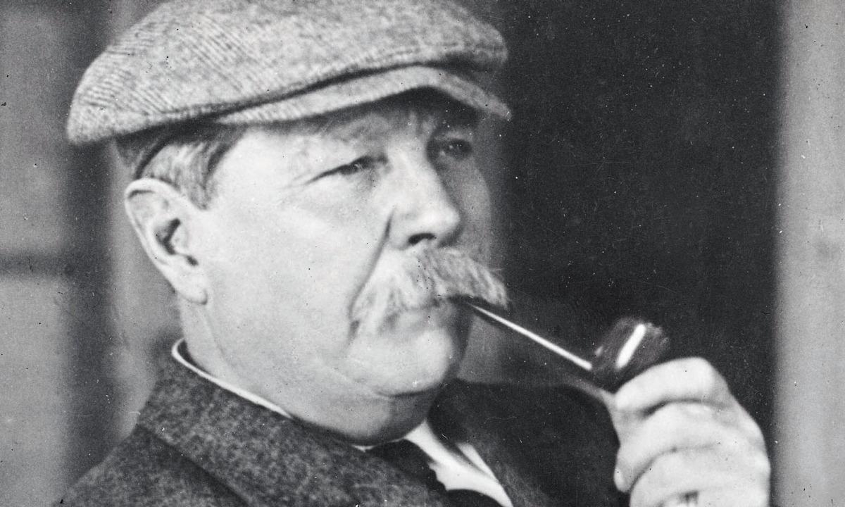 Arthur Conan Doyle Creates Sherlock