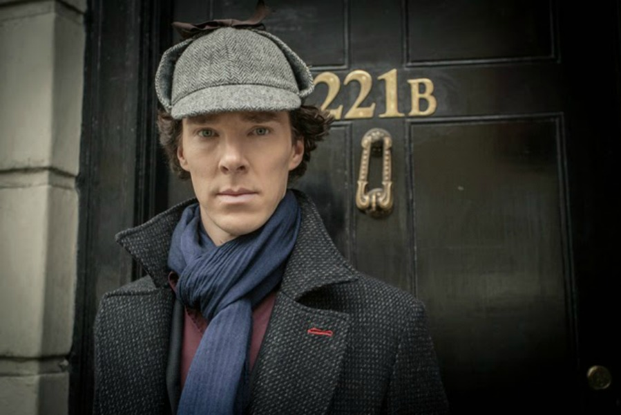 The Hats on BBC's Sherlock