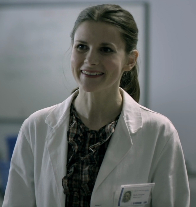 The Character of Molly Hooper, Then and Now