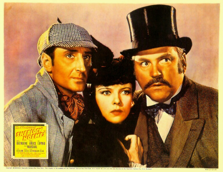 The Adventures of Sherlock Holmes Movies